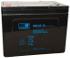 Akumulator AGM 12V 45Ah, żywotność 10-12 lat.