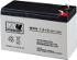Akumulator AGM MWS 7.2-12 12V 7Ah żywotność 3-5 lat
