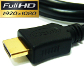 HDMI Cable 3m v.1.4 30AWG CCS OD5.5 1080P M/M (gold plated/plastic molded head)