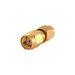 Beczka (Coaxial Adapter) RP-SMA Plug male / RP-SMA Plug male