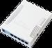 RouterBoard :: RB751U (CPU 400MHz) 32MB RAM, 5x LAN, 1x USB, High Power 2.4GHz 802.11b/g/n, RouterOS L4