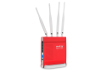 Netis :: WF2681 Beacon AC1200 Gaming Router, 4*5dBi external fixed antennas