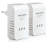 Phicomm :: FPA-501 500Mbps Mini Powerline Adapter, Twin Pack (2pcs)