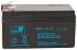 Akumulator AGM 12V 1.3Ah, MW 12V/1.3Ah.