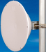 Jirous :: JRC-24DD MIMO Deep Dish Antenna 2 x RP/SMA female, 2 pcs set.