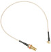 RouterBoard :: (ACMMCXRPSMA) Pigtail Super low loss MMCX - RSMA cable 6GHz