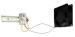 Mantar :: Venitlation set (1 fan) for cabinets SM series