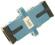 Tłumik światłowodowy - SC/UPC(F) - SC/UPC(F) 8dB