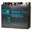 Akumulator AGM MW 18-12 12V 18Ah Standard (żywotność 6-9 lat)