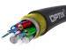 OPTIX cable ADSS-XOTKtsdD 144x9/125 12T12F ITU-T G.652D 4kN (SPAN 100m)