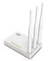 Netis WF2409E 300Mbps Wireless N Router, 3*5dBi external fixed antennas,IPTV function and full dual access support
