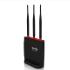 Netis :: WF2631 Beacon N300  Gaming Router, 3*5dBi external fixed antennas