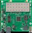 RouterBoard :: RB711UA-2HnD (CPU 400MHz) 64MB RAM, 1x LAN, 2GHz 802.11b/g/n, dual chain, RouterOS L4