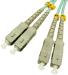Patchcord OPTO SC/UPC-SC/UPC, MM 50/125 (OM3), DUPLEX, 2M