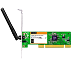 Tenda :: W311P 150Mbps wireless-N PCI adapter