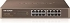 TP-Link :: TL-SF1016DS - 16x 10/100Mbps Ethernet Switch, Steel Case